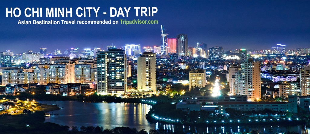 Hochiminh city - Day Trip